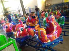 ERV 02 kereta mini odong odong komedi usaha mainan mainan