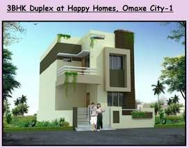 Happy Homes 3 BHK Villa in Omaxe City -1