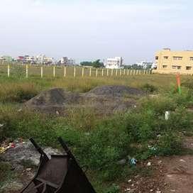 25 Lks CMDA Land for sale in west Tambaram