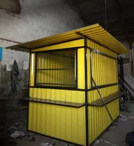 CONTAINER TRUCK/BOOTH CONTAINER USAHA/CONTAINER DAGANG/BOOTH