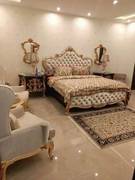 3 bedrooms full furnished apartment for rent in DHA on daily basis