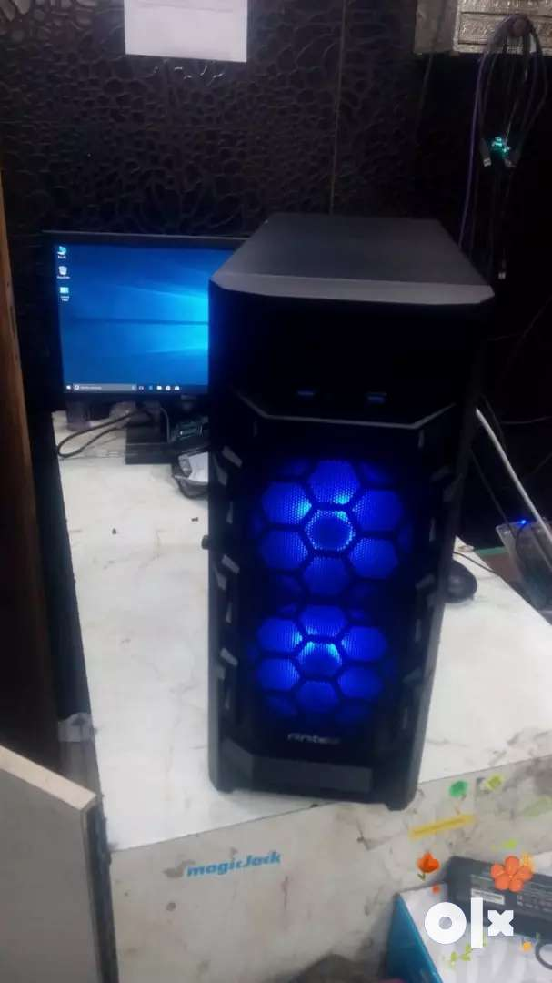 """Core i5 PC for editing, 16gb ram, 240gb SSD, graphics card 22"""" LED 0"""