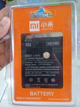 Ada Battery/Baterai hp BM21/Baterai xiaomi note 5 ori 99% FC Garansi
