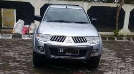 Pajero Sport GLX 4x4 Plat AB 2011 Langka Antik Istimewa