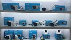 pasang kamera cctv FullSett Alat pengintai maling
