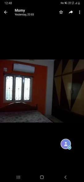 Furnished Flat for rent at akkayapalem 11000