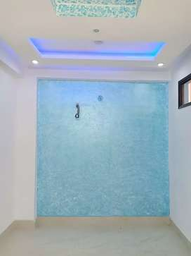 2Bhk near metro new flat with 90% bank loan in uttam nagar
