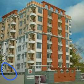 New 2bhk flat for sale at Ahom gaon.