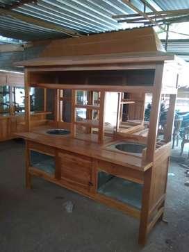 Gerobak meuble bayat