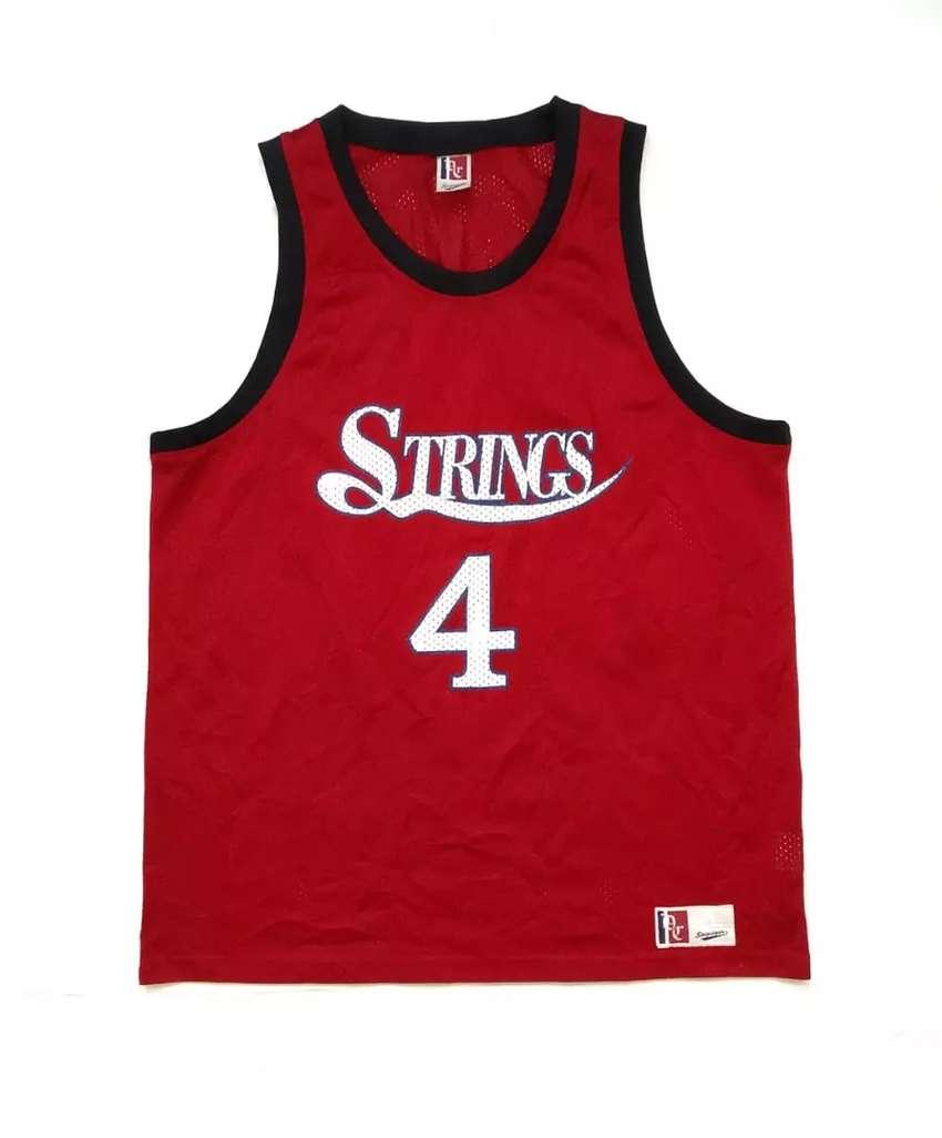 jersey basketball STRINGS 0