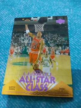 Kartu Basket All Star Scottie Pippen 1995