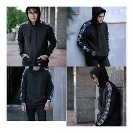 Sweater Fleece Catton Tebal