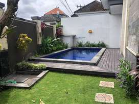 YEARLY FOR RENT 3 BEDROOMS VILLA IN CANGGU - MR056