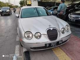 Jaguar S tipe 2006 istimewa collector punya no dandan & pr siap pakai