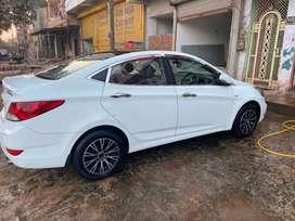 Hyundai Verna 2013 Diesel Well Maintained
