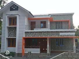 Kottayam Puthuppally  7cent 3bed,3bath,new house