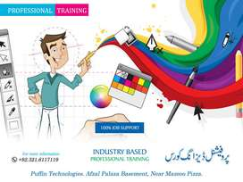 Graphic Design and Web Design Classes and Professional Training