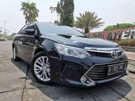 Toyota New Camry V Tahun 2015. KM 60rban. Harga Termurah