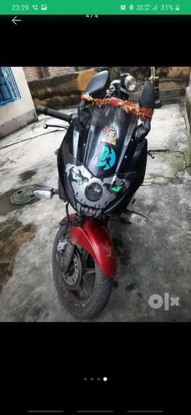 All papers ok polution only 2 month fail  And Bike in Good condition