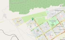 E-11 Residential Plot Sized 500 Square Yards For Sale