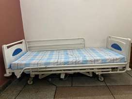 Automatic remote control Patient Bed