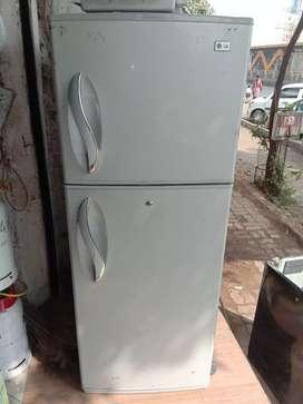 350 Litter LG Frost free refrigerator