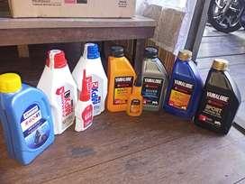 Jual berbagai macam oli motor