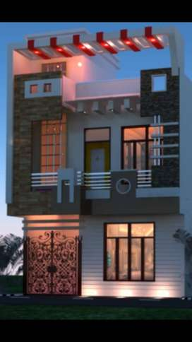 Mini Lig house sell for nice loction