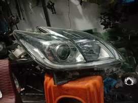 Prius 1.8 head lights are good and lush position and also genuine