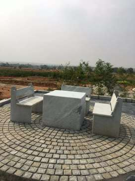 PLOTS FOR SALES NEAR OUTER RING ROAD (flats. Villas)