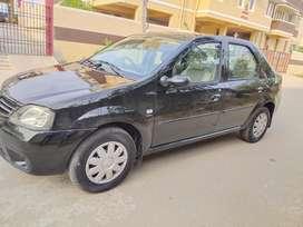 Mahindra Logan Petrol 1.4 GLX, 2009, Petrol
