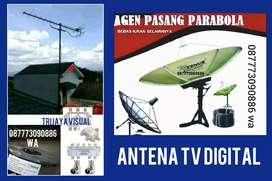 agen Parabola Venus gratis iuran dan ANTENA Tv Chl lokal bisa Pararel