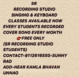 SR RECORDING STUDIO