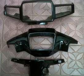 Batok - cover lampu Astrea800 - Asdap Komplit depan belakang atas