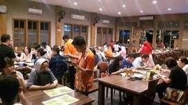 Dibutuhkan Waiters Di Sena Class Resto & Cafe