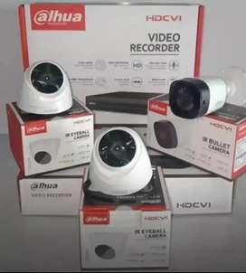CCTV DAHUA FULL SET