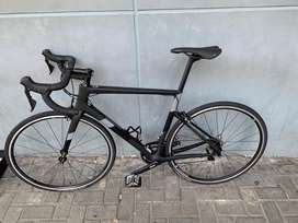 Cannondale super six evo size 54