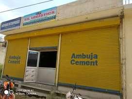 Shops & plot on roorkee dehradun highway bhagwanpur madhi chowk