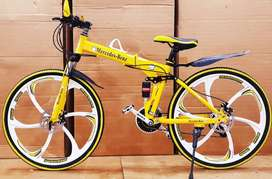 Brand new mercedes benz foldeble cycle