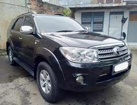 Toyota Fortuner 2.7 G Metic / AT  2005
