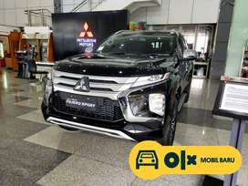 [Mobil Baru] Promo Khusus New Pajero Facelift Ready Stock Putih