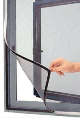 kasa nyamuk rubber atau magnetik inseck screen