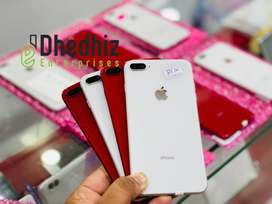 iPhone 8 Plus New Stock Official PTA Approved 256GB Factory unlocked