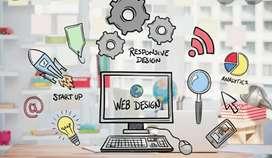 Web designer required  for websites in Delhi location