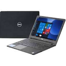 Dell inspiron 3576 Intel Core I7 8th Gen Box Packed Laptop