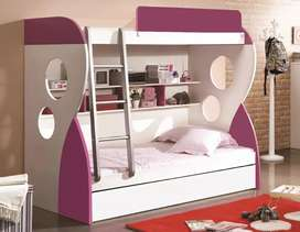 Double bunk bed in lowest prize