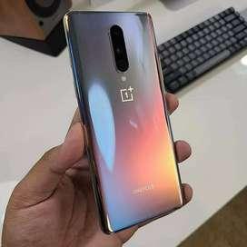 OnePlus 8 12-256 gb under warranty 5G phone