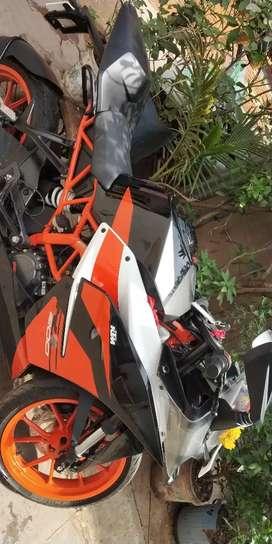 KTM RC 200 , new bike
