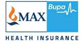 Advisor of Max Bupa health insurance hassle free job no cost