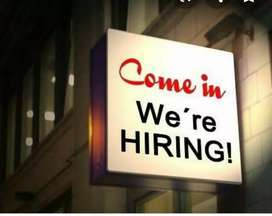 We are hiring for job